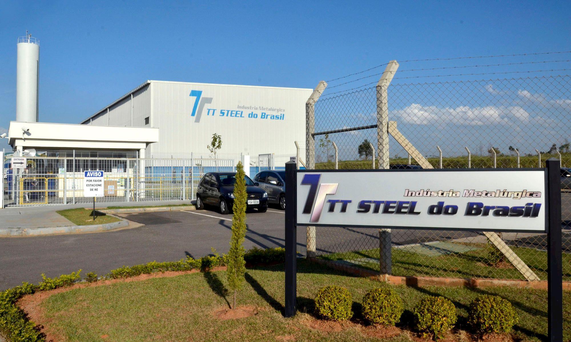 tt steel, sorocaba, fachada, assembleia, sistemista, Foguinho/Imprensa SMetal
