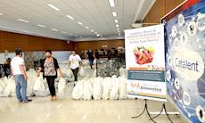 Banco de Alimentos e Catalent Pharma Solutions doam 500 cestas básicas