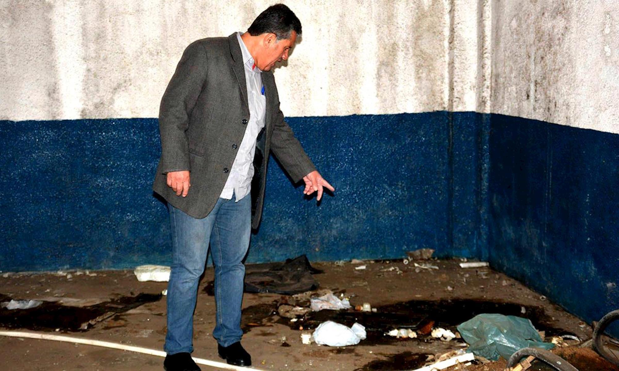 hospital municipal , agosto, 2020, imprensa, Foguinho/Imprensa SMetal