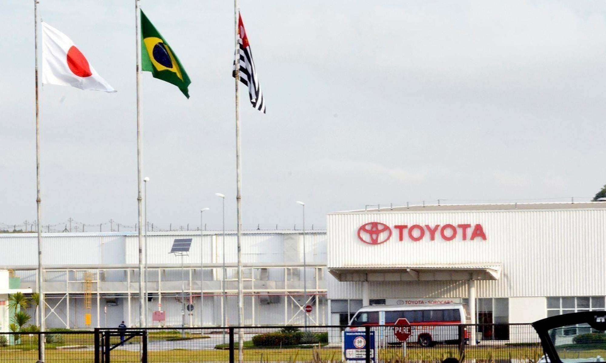 Toyota, acordo, smetal, coronavírus, sorocaba, montadora, , Foguinho/Arquivo Imprensa SMetal