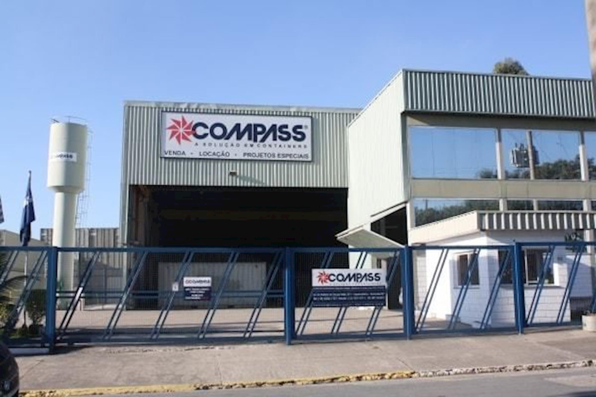 kubik, compass, assembleia, fachada, Divulgação/Site da Compass