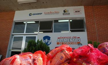 Campanha: Coleta de alimentos recebe doações online até 7 de novembro