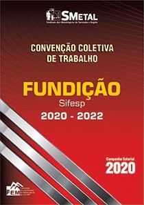 Convenção Coletiva 2020-2022 - Fundição (SIFESP)