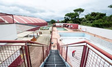 Para melhorias, abertura do Clube de Campo dos Metalúrgicos é adiada
