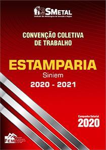 Convenção Coletiva 2020-2021 - Estamparia (SINIEM)