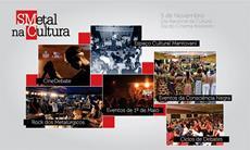 Há mais de 30 anos, SMetal segue defendendo a democratização cultural