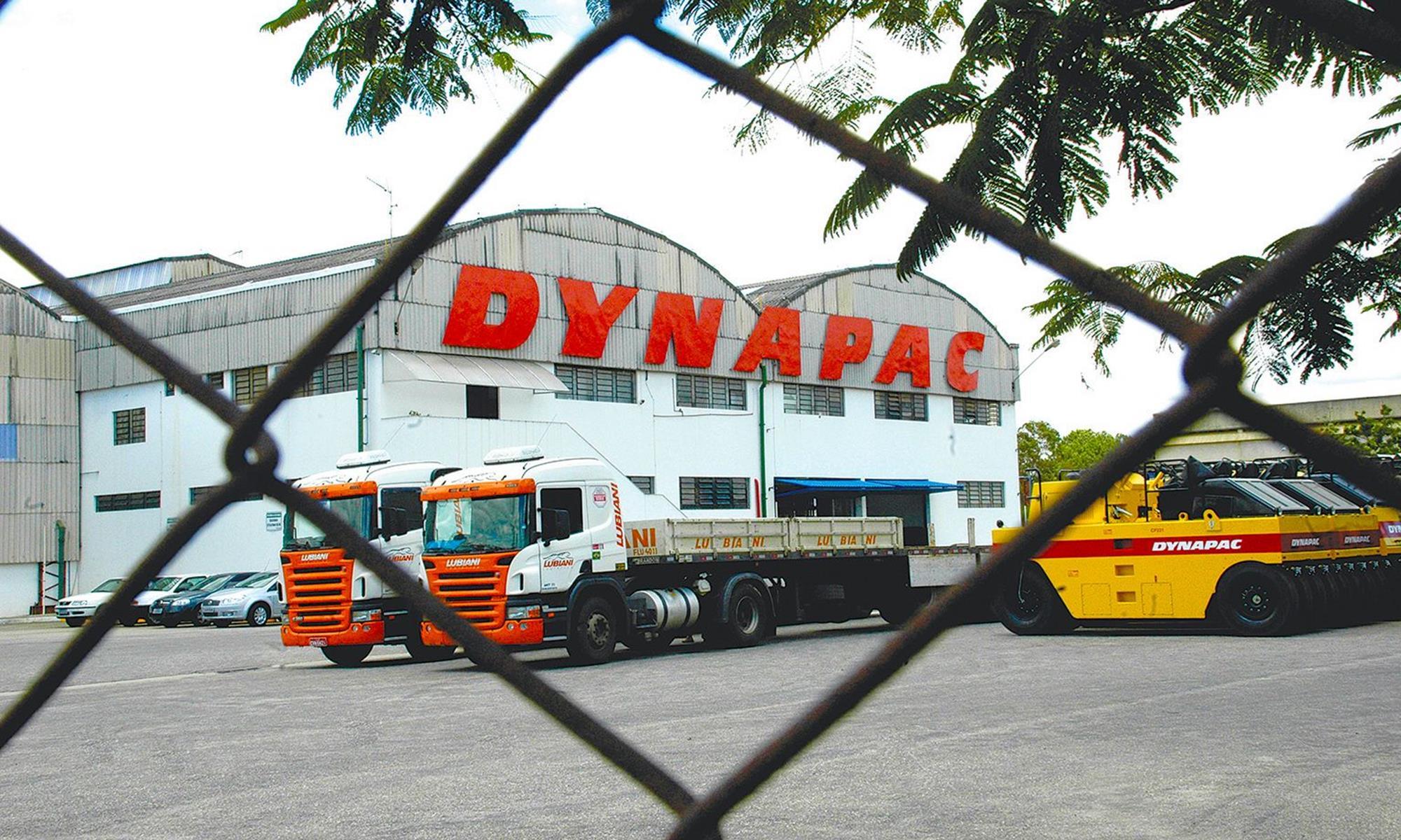 dynapac, assembleia, fachada, sorocaba, smetal, Arquivo/Foguinho Imprensa SMetal
