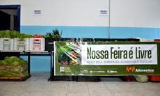 Nossa Feira é Livre usa sementes como moeda social para compra de alimentos