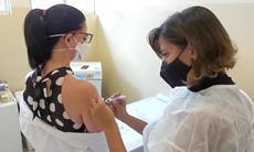 Vacinação contra Covid-19 tem início em Votorantim e Sorocaba
