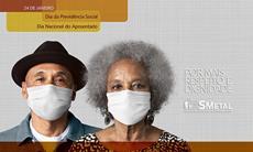 SMetal tira dúvidas sobre a previdência e o direito à aposentadoria