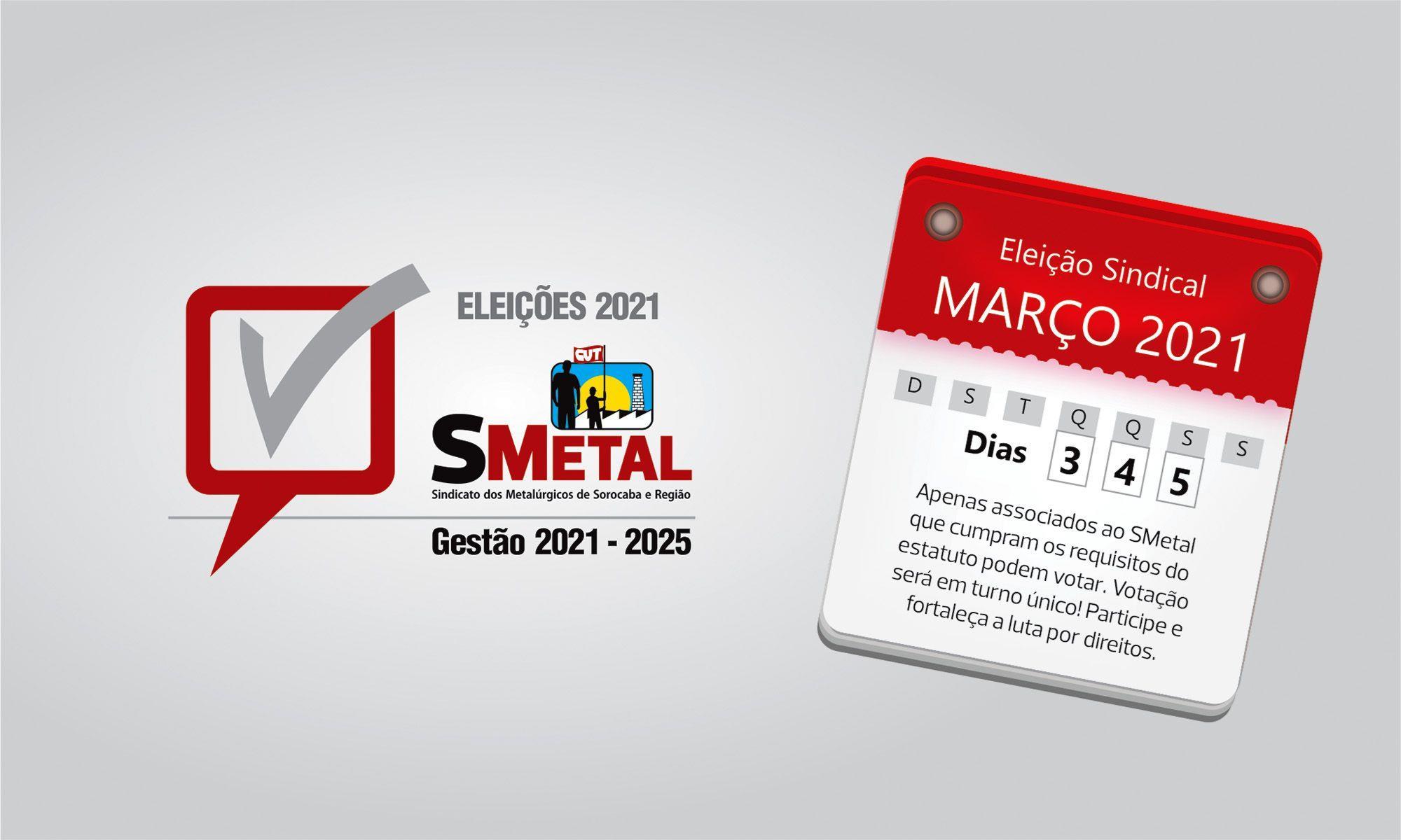 eleição, sindicato, metalúrgico, smetal, sorocaba, Arte: Cassio Freire