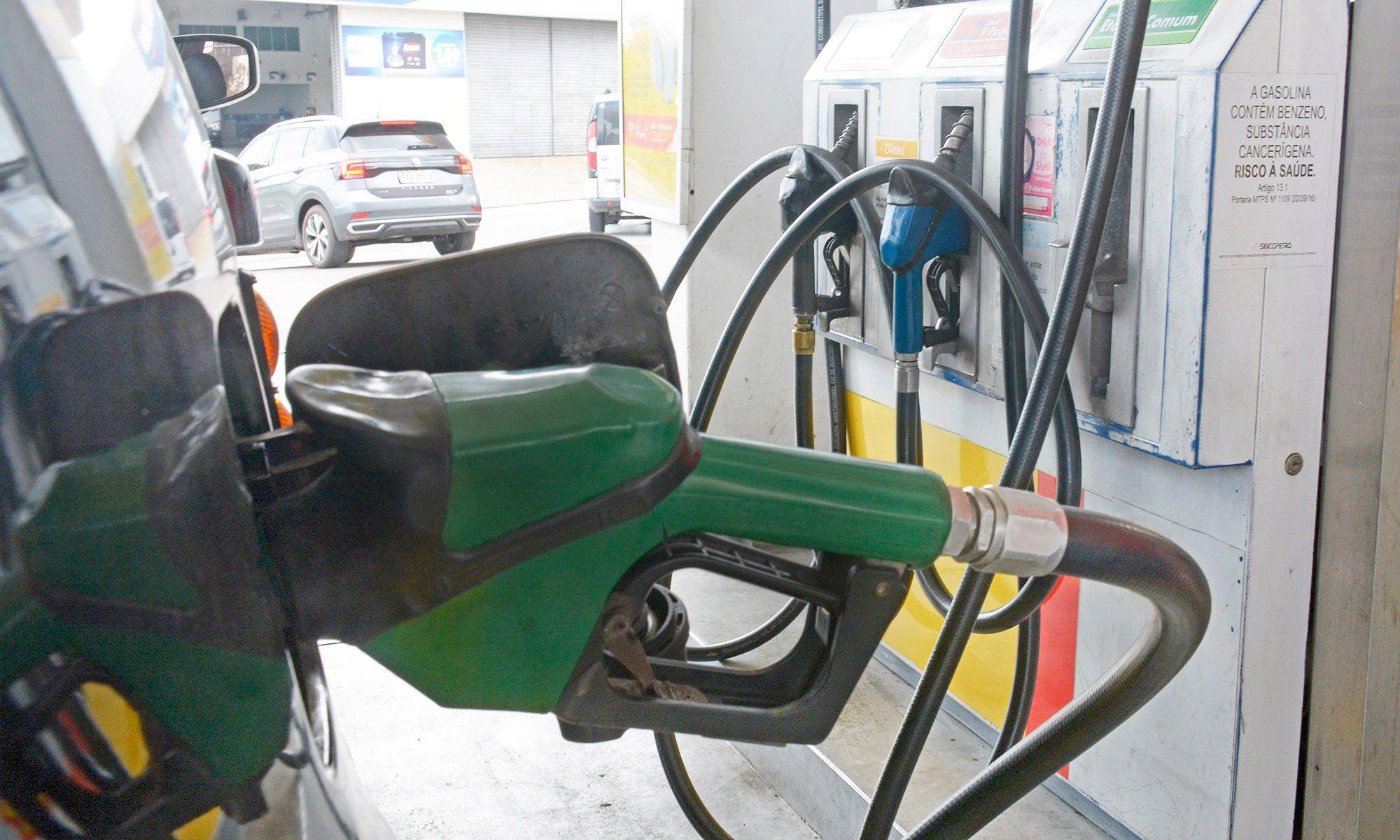 gasolina, combustível, diesel, petrobras, , Arquivo/Foguinho Imprensa SMetal