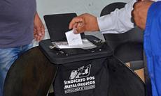 Eleição SMetal vai até às 17h de sexta, nas fábricas e pela internet