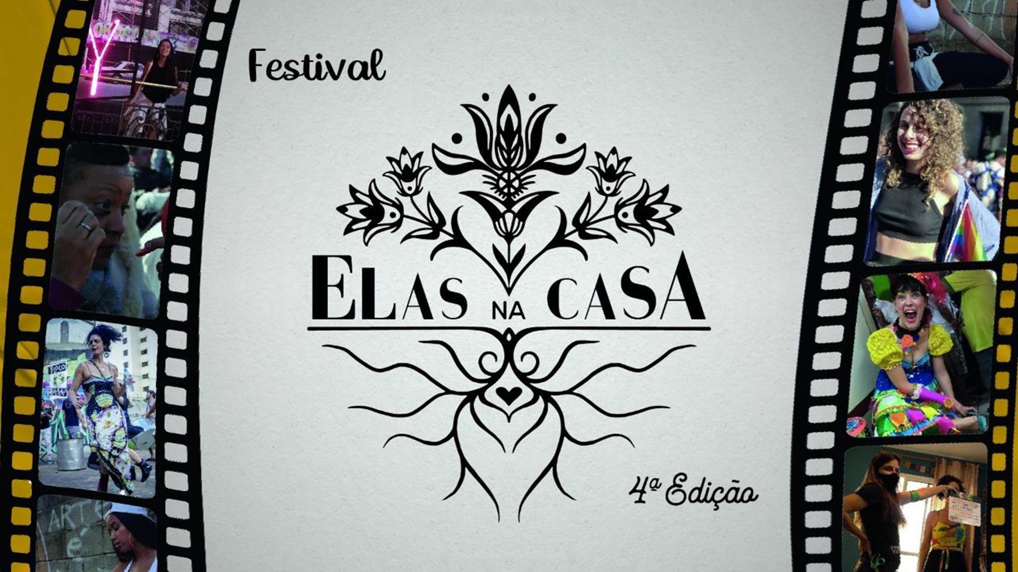 2021, imprensa, Divulgação - Festival Elas na Casa