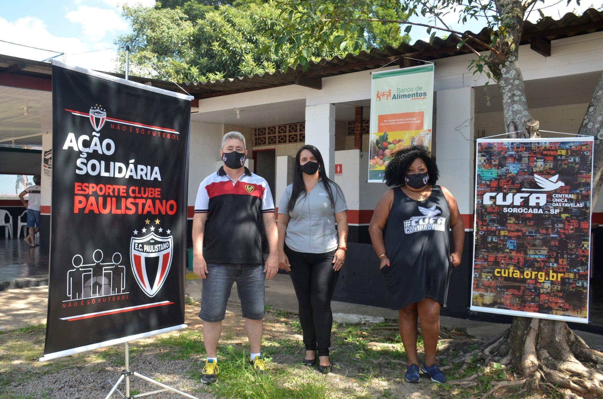 doações, carolzinha, 2021, imprensa, Caroline Queiróz Tomaz/Imprensa SMetal