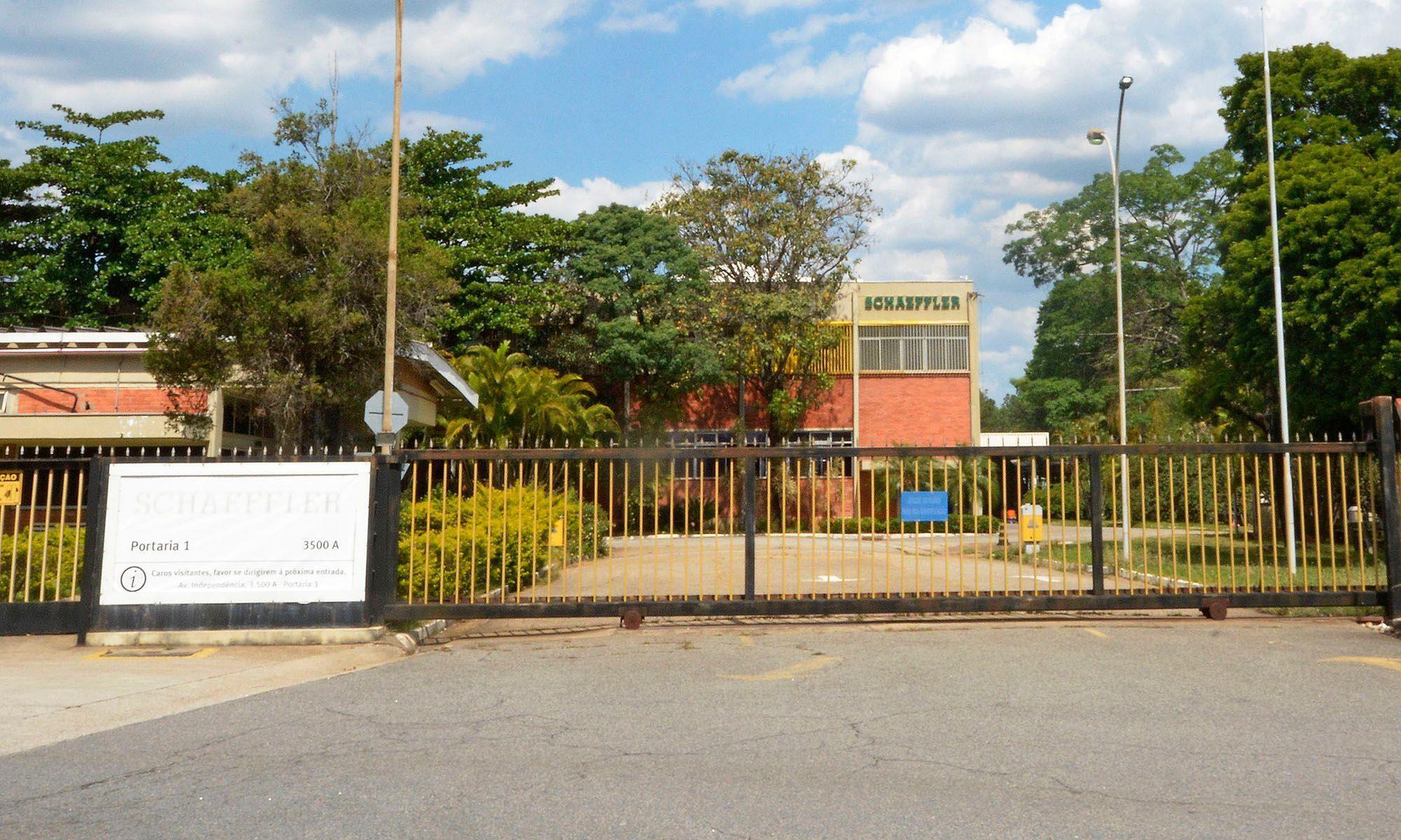 schaeffler, fachada, autopeça, smetal, Arquivo/Foguinho Imprensa SMetal