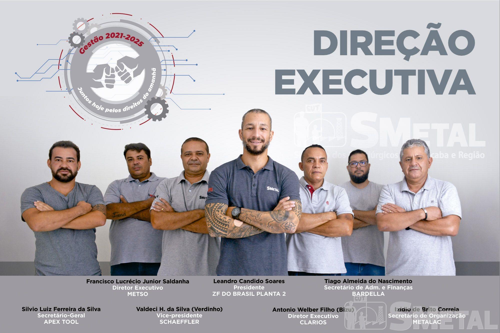 Posse da nova diretoria do SMetal será transmitida pela internet