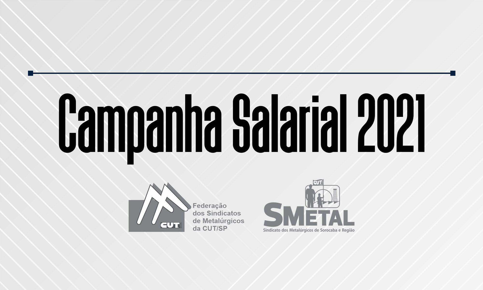 campanha, salarial, metalúrgico, Divulgação