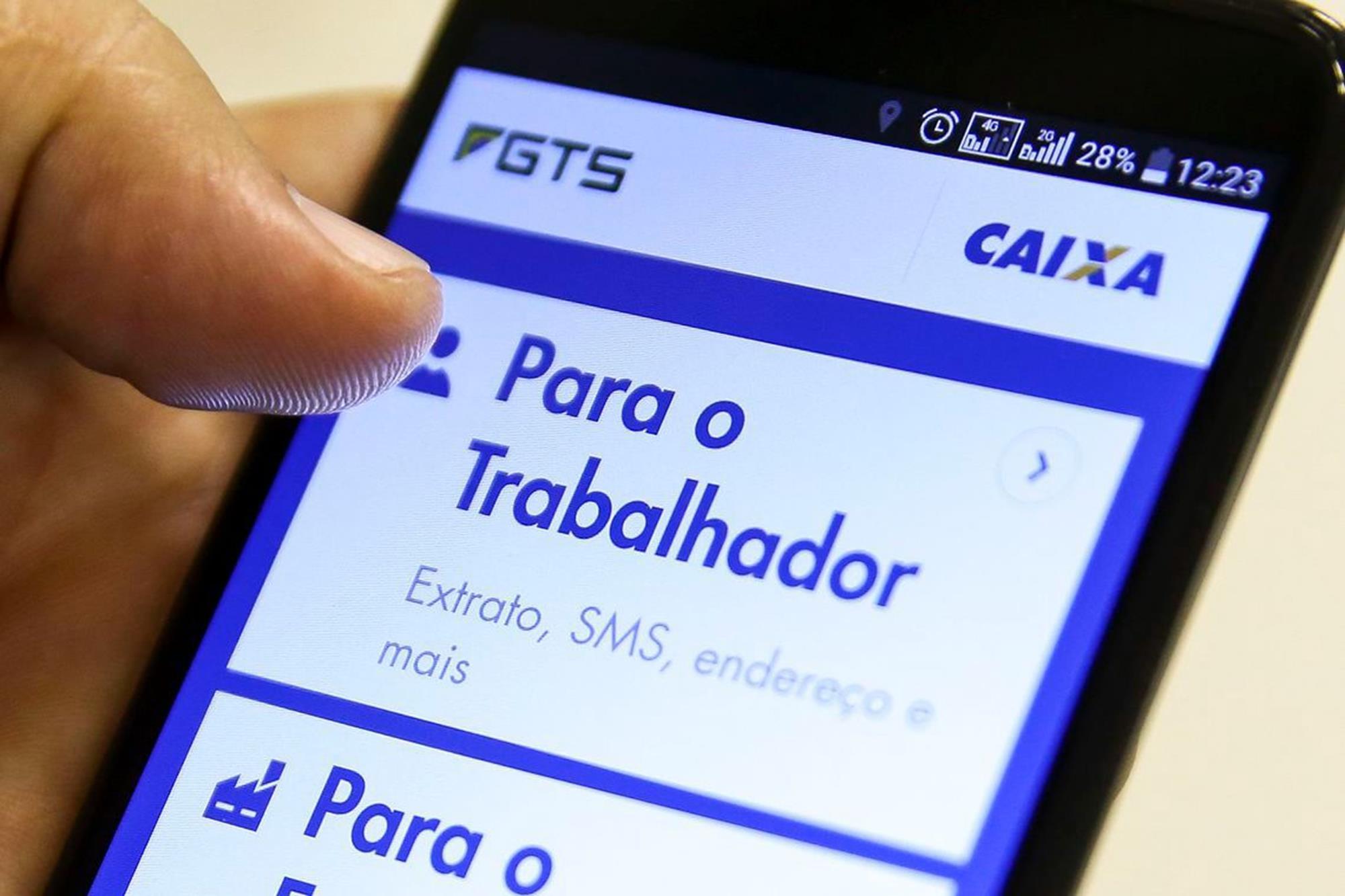 extrato FGTS, FGTS, saldo FGTS, direitos trabalhador, Marcelo Camargo/Agência Brasil