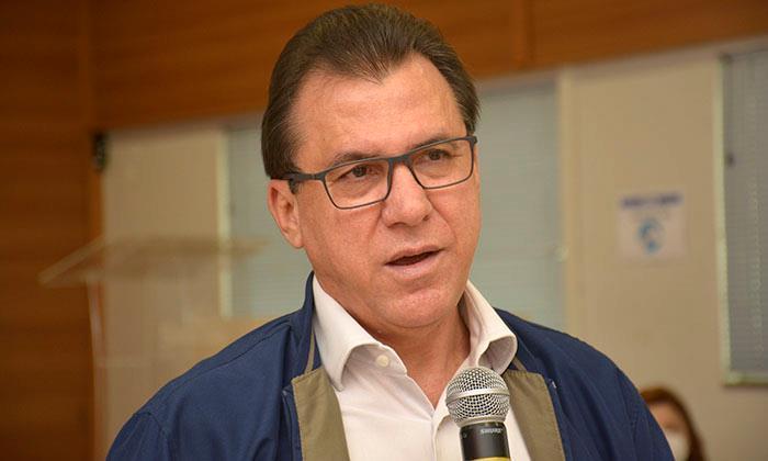 Queremos que todos tenham alimentação, educação e emprego, diz Marinho