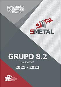 Convenção Coletiva 2021-2022 - Siescomet