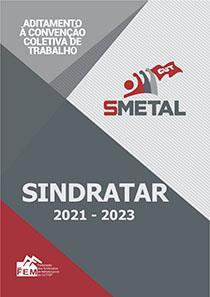 Aditamento à Convenção Coletiva 2021-2023 - Sindratar