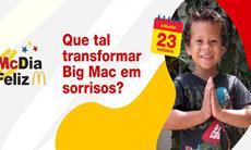 SMetal apoia GPACI na 33ª edição do McDia Feliz