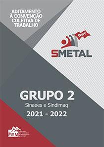 Aditamento à Convenção Coletiva 2021-2022 - Grupo 2