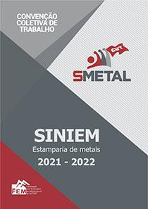 Convenção Coletiva 2020-2022 - SINIEM (Estamparia)